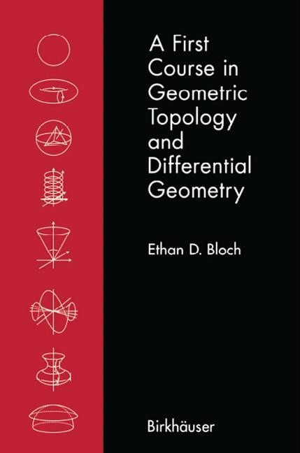 Abbildung von Bloch | A First Course in Geometric Topology and Differential Geometry | 1997 | 1996