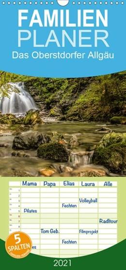 Abbildung von Wenk | Das Oberstdorfer Allgäu - Familienplaner hoch (Wandkalender 2021 , 21 cm x 45 cm, hoch) | 3. Auflage | 2020 | beck-shop.de
