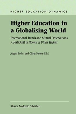 Abbildung von Enders / Fulton   Higher Education in a Globalising World   2002   International Trends and Mutua...   1