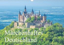 Abbildung von Di Domenico | Märchenhaftes Deutschland (Wandkalender 2021 DIN A3 quer) | 3. Auflage | 2020 | beck-shop.de