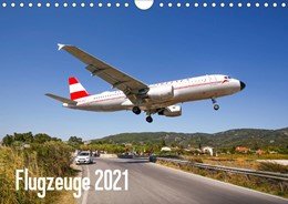 Abbildung von aeroTELEGRAPH | Flugzeuge 2021 by aeroTELEGRAPH (Wandkalender 2021 DIN A4 quer) | 2. Auflage | 2020 | beck-shop.de
