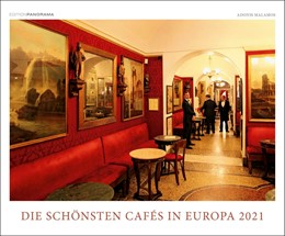 Abbildung von Malamos | Die schönsten Cafés in Europa 2021 | 1. Auflage | 2020 | beck-shop.de