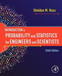 Abbildung von Ross | Introduction to Probability and Statistics for Engineers and Scientists | 6. Auflage | 2020 | beck-shop.de