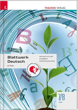 Abbildung von Pallauf-Hiller / Gaisböck | Blattwerk Deutsch - Literatur | 1. Auflage | 2020 | beck-shop.de