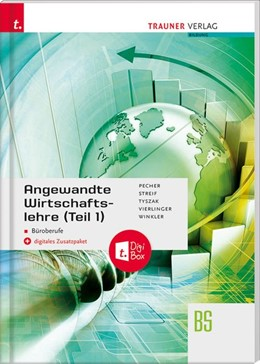 Abbildung von Pecher / Streif | Angewandte Wirtschaftslehre für Büroberufe (Teil 1) + digitales Zusatzpaket | 2. Auflage | 2020 | beck-shop.de