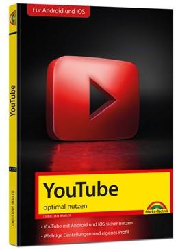 Abbildung von Immler | YouTube - optimal nutzen - Alle wichtigen Funktionen erklärt - Tipps & Tricks | 1. Auflage | 2020 | beck-shop.de