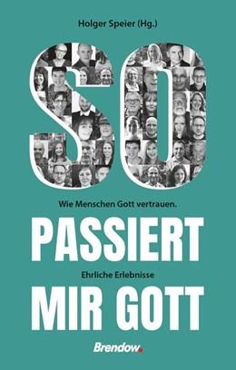 Abbildung von Speier | So passiert mir Gott | 1. Auflage | 2020 | beck-shop.de