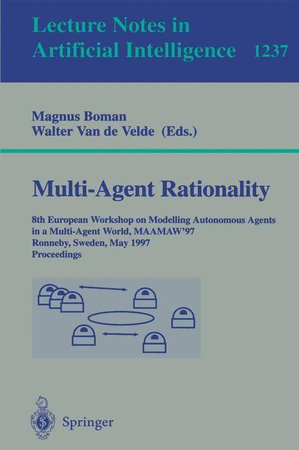 Abbildung von Boman / Van de Velde | Multi-Agent Rationality | 1997