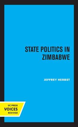 Abbildung von Herbst   State Politics in Zimbabwe   1. Auflage   2021   45   beck-shop.de