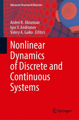 Abbildung von Abramian / Andrianov | Nonlinear Dynamics of Discrete and Continuous Systems | 1. Auflage | 2020 | 139 | beck-shop.de