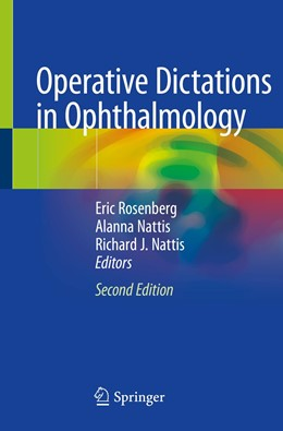 Abbildung von Rosenberg / Nattis | Operative Dictations in Ophthalmology | 2. Auflage | 2020 | beck-shop.de
