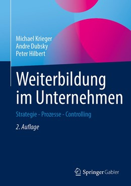 Abbildung von Krieger / Dubsky | Weiterbildung im Unternehmen | 2. Auflage | 2020 | beck-shop.de