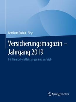 Abbildung von Rudolf | Versicherungsmagazin - Jahrgang 2019 | 1. Auflage | 2020 | beck-shop.de