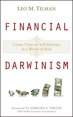 Abbildung von Tilman | Financial Darwinism | 1. Auflage | 2008