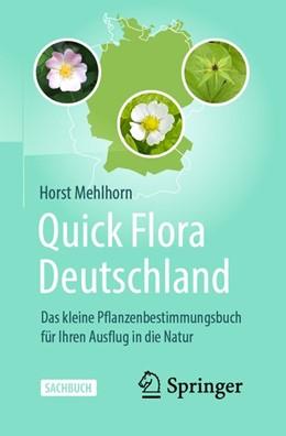 Abbildung von Mehlhorn | Quick Flora Deutschland | 1. Auflage | 2020 | beck-shop.de