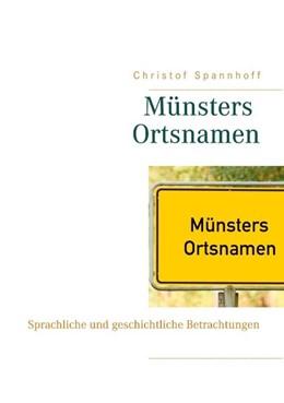 Abbildung von Spannhoff | Münsters Ortsnamen | 1. Auflage | 2020 | beck-shop.de
