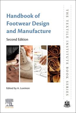 Abbildung von Luximon | Handbook of Footwear Design and Manufacture | 2. Auflage | 2021 | beck-shop.de