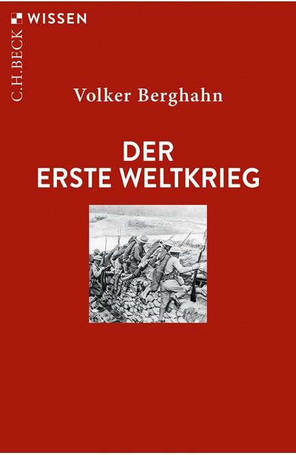 Cover: Volker Berghahn, Der Erste Weltkrieg