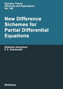 Abbildung von Ashyralyev / Sobolevskii   New Difference Schemes for Partial Differential Equations   2004   148