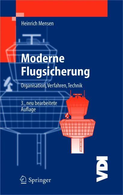 Abbildung von Mensen | Moderne Flugsicherung | 3., neu bearb. Aufl. | 2004
