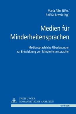 Abbildung von Alba Nino / Kailuweit | Medien für Minderheitensprachen | 1. Auflage | 2015 | beck-shop.de