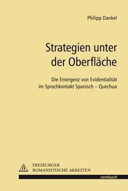 Abbildung von Dankel | Strategien unter der Oberfläche | 1. Auflage | 2015 | beck-shop.de