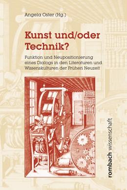Abbildung von Oster | Kunst und/oder Technik? | 1. Auflage | 2015 | beck-shop.de