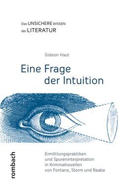 Abbildung von Haut | Eine Frage der Intuition | 1. Auflage | 2017 | beck-shop.de