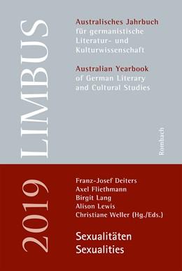 Abbildung von Deiters / Fliethmann | Sexualitäten - Sexualities | 1. Auflage | 2019 | beck-shop.de