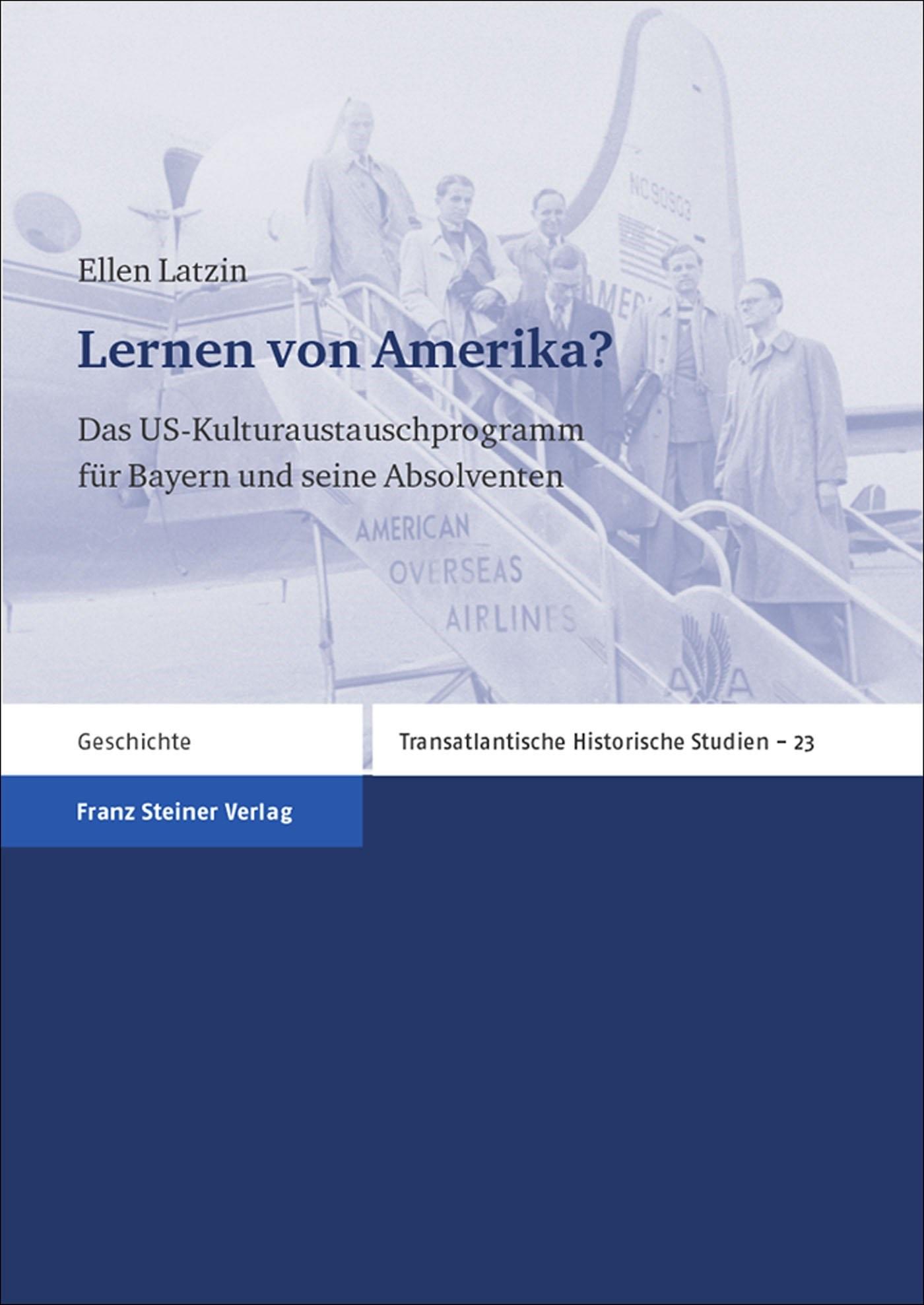 Abbildung von Latzin | Lernen von Amerika? | 2005