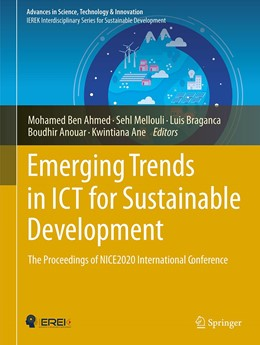 Abbildung von Ben Ahmed / Mellouli | Emerging Trends in ICT for Sustainable Development | 1. Auflage | 2020 | beck-shop.de