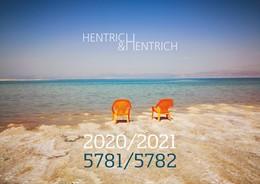 Abbildung von Hentrich & Hentrich Kalender 2020/2021   5781/5782   2020