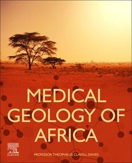 Abbildung von Davies | Medical Geology of Africa | 1. Auflage | 2022 | beck-shop.de