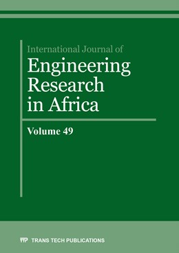 Abbildung von Ibhadode | International Journal of Engineering Research in Africa Vol. 49 | 1. Auflage | 2020 | beck-shop.de