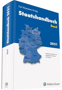Abbildung von Staatshandbuch Bund 2021 | 1. Auflage | 2020 | beck-shop.de