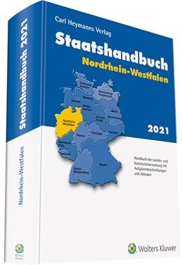 Abbildung von Staatshandbuch Nordrhein-Westfalen 2021 | 1. Auflage | 2021 | beck-shop.de