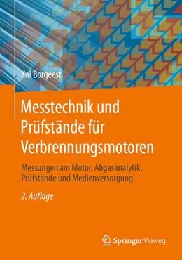 Abbildung von Borgeest   Messtechnik und Prüfstände für Verbrennungsmotoren   2. Auflage   2020   beck-shop.de