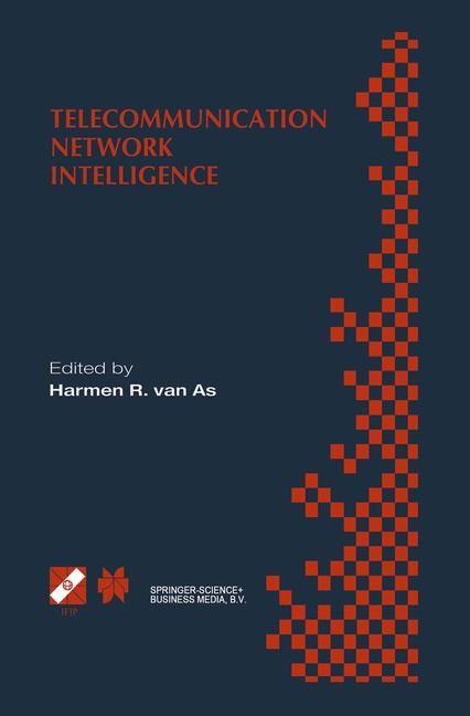 Abbildung von van As | Telecommunication Network Intelligence | 1997 | 2000
