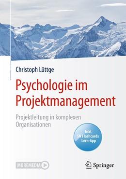 Abbildung von Lüttge | Psychologie im Projektmanagement | 1. Auflage | 2020 | beck-shop.de