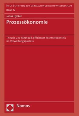 Abbildung von Hyckel | Prozessökonomie | 1. Auflage | 2020 | 12 | beck-shop.de