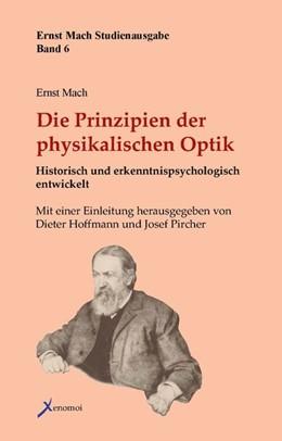 Abbildung von Mach   Die Prinzipien der physikalischen Optik   1. Auflage   2020   beck-shop.de