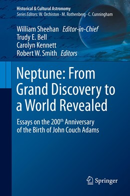 Abbildung von Sheehan / Smith | Neptune: From Grand Discovery to a World Revealed | 1. Auflage | 2021 | beck-shop.de