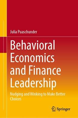 Abbildung von Puaschunder | Behavioral Economics and Finance Leadership | 1. Auflage | 2020 | beck-shop.de