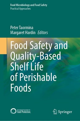 Abbildung von Taormina / Hardin   Food Safety and Quality-Based Shelf Life of Perishable Foods   1. Auflage   2021   beck-shop.de