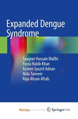 Abbildung von Mallhi / Khan | Expanded Dengue Syndrome | 1. Auflage | 2020 | beck-shop.de