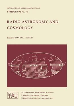Abbildung von Jauncey | Radio Astronomy and Cosmology | 1977 | 74