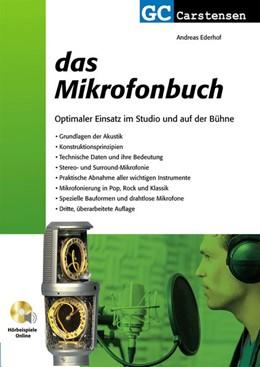 Abbildung von Ederhof / Carstensen   Das Mikrofonbuch   3. Auflage   2020   beck-shop.de