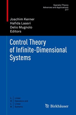 Abbildung von Kerner / Laasri | Control Theory of Infinite-Dimensional Systems | 1. Auflage | 2020 | beck-shop.de