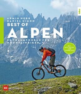 Abbildung von Herb / Simon   Best-of Alpen   2020   25 Traumtouren für Mountainbik...