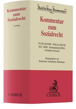 Abbildung von Knickrehm / Kreikebohm   Kommentar zum Sozialrecht   7. Auflage   2021   beck-shop.de